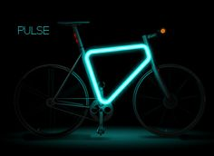 Teague's New Concept Bike: Pulse | Bikes on GOOD