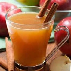 hot apple cider reci
