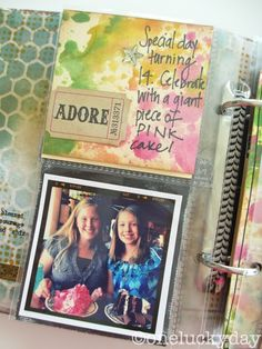 One Lucky Day: Layering Stencils