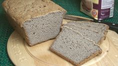 This simple gluten-free bread recipe uses 100% buckwheat flour with no exotic ingredients!