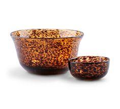 glass nut, tortois glass, glasses, glass bowl, nut bowl, nuts, tortoises, hostess gift, bowls