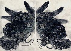 art inspir, twin, screen, pencil work, illustrations, lee misenheim, artist draw, artist ambit, pencils