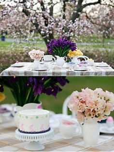 tea party party-ideas