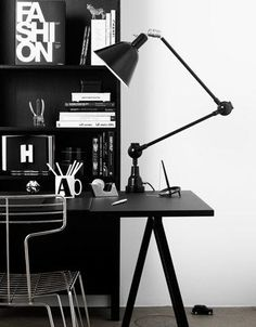 interior design, office spaces, work space, white, lamp