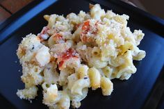 Lobster Mac and Cheese with Truffles