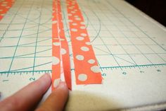 Quilt as you go methods