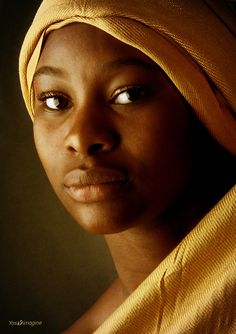 woman from Senegal