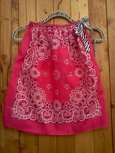 Bandana Dress!!!