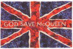 McQueen dream scarf