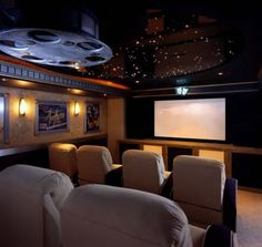 Drama Class | 26 Home Theaters You Wish You Owned