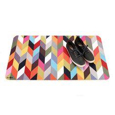 Ziggy Floor Mat - colourful