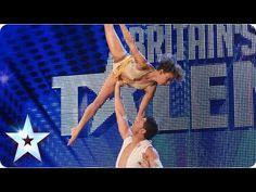 Amazing Dance performance fully balanced