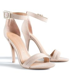 LC Lauren Conrad for Kohl's Strappy Dress High Heels, $36.99