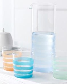Gussied-Up Glass: 20 Crafts Made Using Martha Stewart Crafts Glass Paint