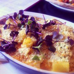 lobster bisque mac n cheese | woodenheads | kingston, ontario