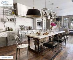 LA house - Kitchen - Styled for Veranda's House of Windsor Designer Showcase
