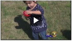 "Feel Good Story of the Week: Visually Impaired Kids Hunt for ""Audible Easter Eggs""- pinned by @PediaStaff – Please Visit  ht.ly/63sNt for all our pediatric therapy pins"