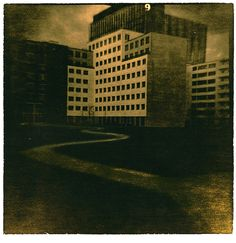 Frank Machalowski - 1462 Berlin 2011, Lith Print