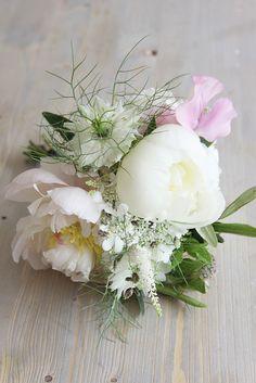 ©La mariee aux pieds nus - Bouquet de fleurs