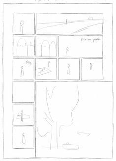 proceso de viñetas http://veranomuerto.blogspot.com.es/2013/02/blog-post.html #comic #bandadesenhada