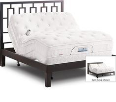 √ -- Sleep Number Bed, i8.  Mine.  Most comfortable bed ever!