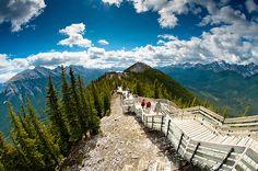 Sulphur Mountain Banff, Alberta