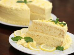 Lemonade Cake... Mothers day?