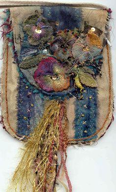 wonderfully crafted bag