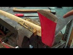 How To Sharpen an Axe by Wranglerstar