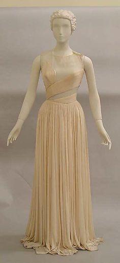 Madame Grès (Alix Barton) (French, Paris 1903–1993 Var region)  Date: 1987