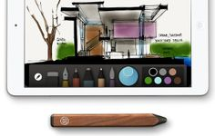 Pencil:FiftyThree announces the perfect companion for their lauded iPad drawing app