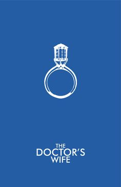 Doctor Who Poster: The Doctor's Wife