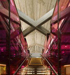Vinícola Olarra / IA+B Arkitektura Taldea