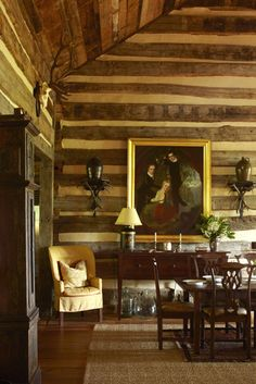 grand log cabin