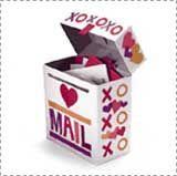 Cereal Box Valentine Mailbox