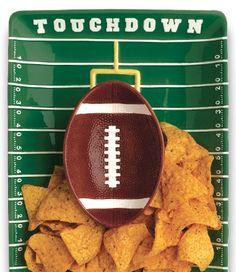 cute idea for the Super Bowl!
