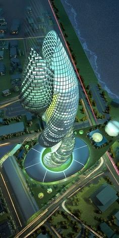 Amazing Skyscrapers - The Kuwait Cobra Tower