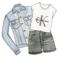 Remember the Kate Moss/Marky Mark #CalvinKlein spread? We do: http://www.thecoveteur.com/90s-fashion-trends/