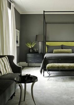 Simple details home tourGrey And Green Bedroom. Grey And Green Bedroom. Home Design Ideas