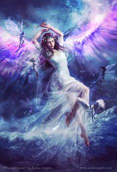 Fantasy fairies