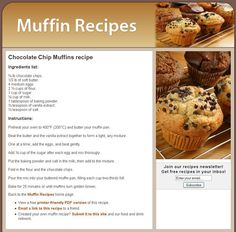 9 Marvelous Muffin Recipes ... | All Women Stalk