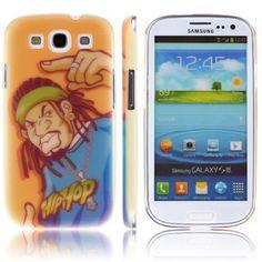 Boy Street Funk (That Away) Samsung Galaxy S3 Suojakuori - http://lux-case.fi/boy-street-funk-that-away-samsung-galaxy-s3-suojakuori.html