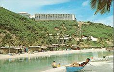 Vintage Travel Postcards: Puerto Rico