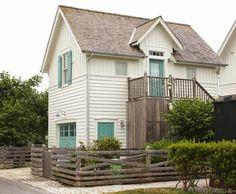 carriage house | Seabrook, Washington