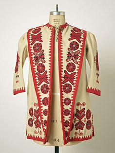 Coat from Hungary