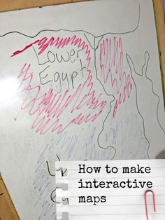 How to make interactive maps