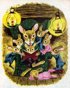 the bunny book richard scarry