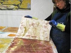 Wen Redmond: Art Quilter/Fiber Artist 04/09 by Art And Soul Radio | Blog Talk Radio