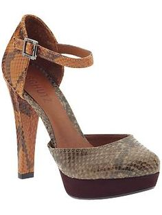 Must have python print shoes!