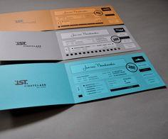 1ST CLASS tickets by Martyna Wędzicka, via Behance